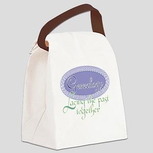 LacingPast Canvas Lunch Bag