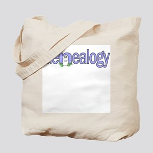Genealogy Tombstone Tote Bag