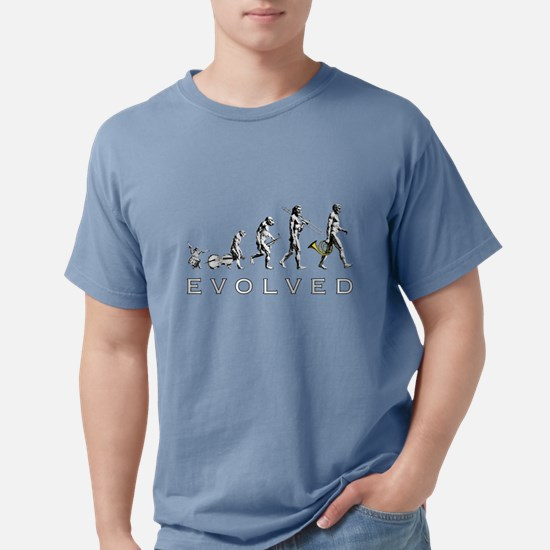 Horn Evolution with tagline T-Shirt