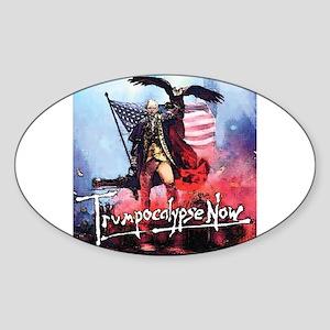 Trumpocalypse Now! Sticker