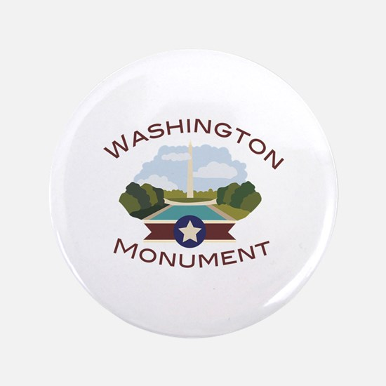 Washington Monument Washington Monument Button
