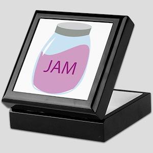 Jam Jar Keepsake Box