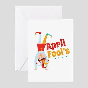April Fools Greeting Cards