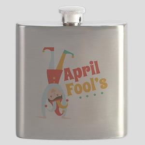 April Fools Flask
