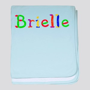 Brielle Balloons baby blanket