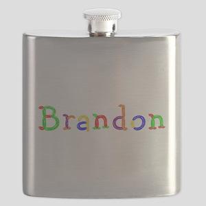 Brandon Balloons Flask