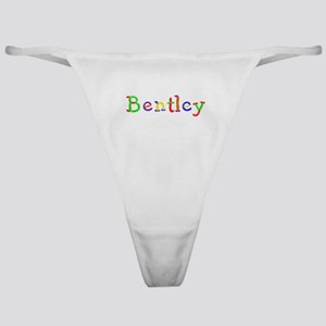 Bentley Balloons Classic Thong