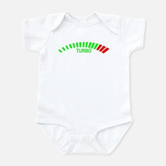 Turbo Infant Bodysuit