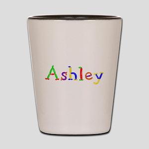 Ashley Balloons Shot Glass