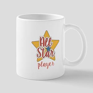 All Star Player Mugs