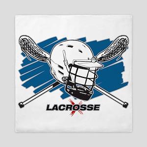Lacrosse Attitude Queen Duvet