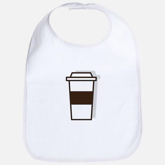 Coffee To Go Bib