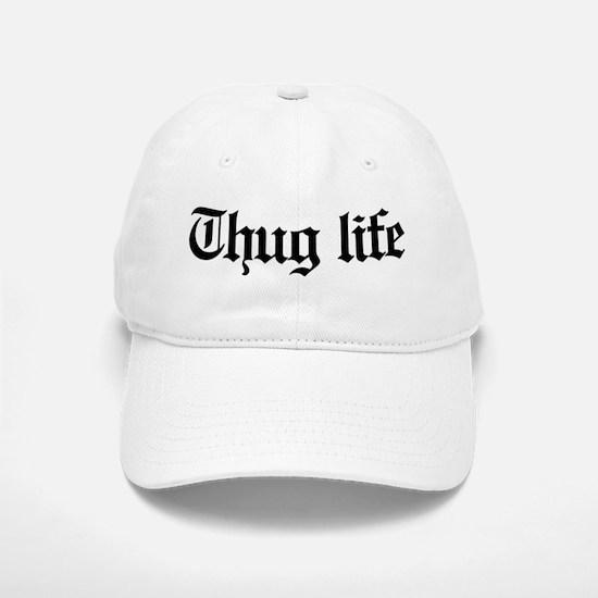 thug life, gangster, baby, g, thug, Baseball Baseball Cap