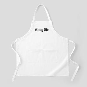 thug life, gangster, baby, g, thug, Apron