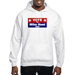 Vote for Mike Hunt Hooded Sweatshirt