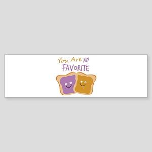 My Favorite Bumper Sticker