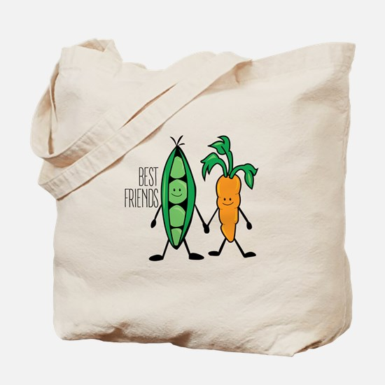Best Frriends Tote Bag