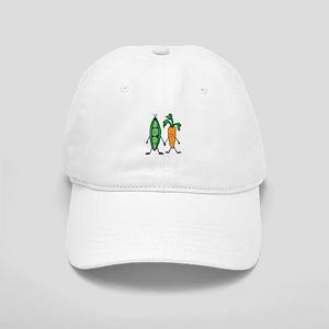 Carrot & Peas Baseball Cap