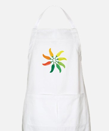 Colorful Peppers Apron