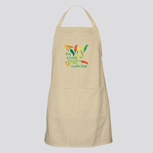 Pep In Your Step Apron