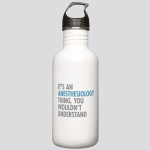 Anesthesiology Stainless Water Bottle 1.0L