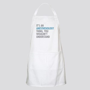 Anesthesiology Apron