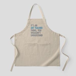 Art Teacher Thing Apron