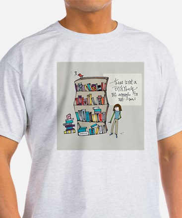 Cute Book T-Shirt