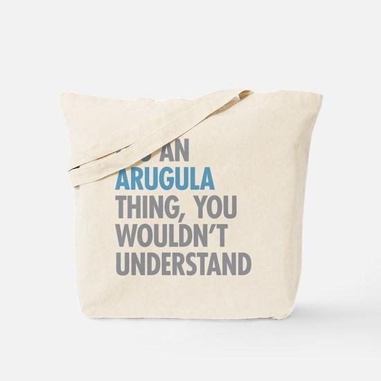 Arugula Thing Tote Bag