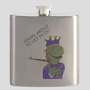 Warbands Meme Flask