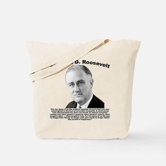 FDR: Powerless Tote Bag