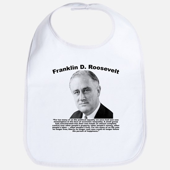 FDR: Powerless Bib