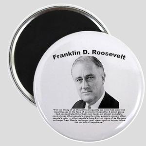 FDR: Powerless Magnet