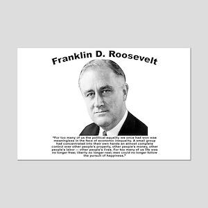 FDR: Powerless Mini Poster Print