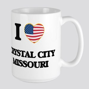 I love Crystal City Missouri Mugs
