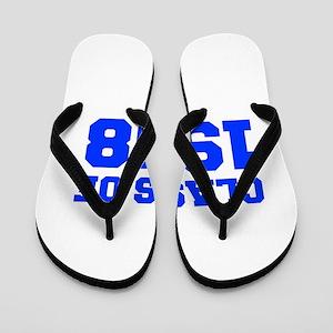 CLASS OF 1958-Fre blue 300 Flip Flops