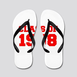 CLASS OF 1958-Fre red 300 Flip Flops