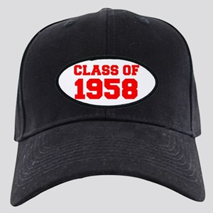 CLASS OF 1958-Fre red 300 Baseball Hat