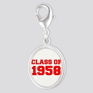 CLASS OF 1958-Fre red 300 Charms