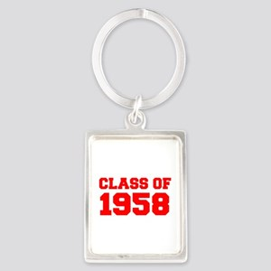 CLASS OF 1958-Fre red 300 Keychains