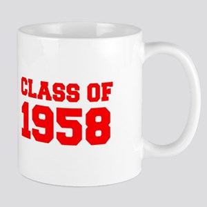 CLASS OF 1958-Fre red 300 Mugs