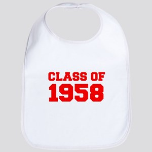 CLASS OF 1958-Fre red 300 Bib