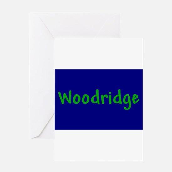 Woodridge Greeting Card