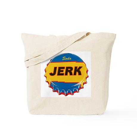 SODA JERK Tote Bag