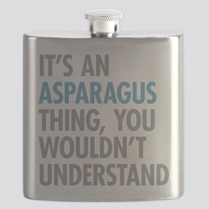 Asparagus Thing Flask