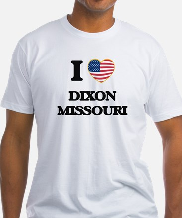 I love Dixon Missouri T-Shirt