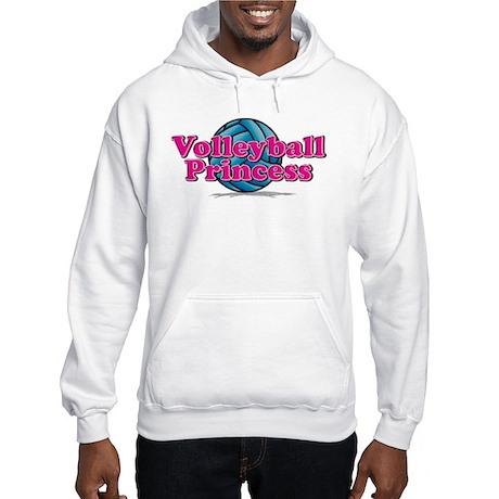 V-ball Princess Hooded Sweatshirt