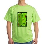 Absinthe Surfing Green T-Shirt