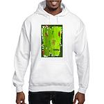 Absinthe Surfing Hooded Sweatshirt