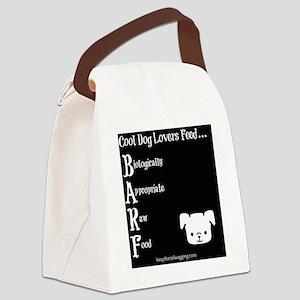 BARF - Dog Canvas Lunch Bag